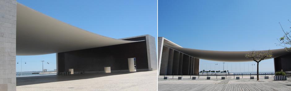 Pavillon du portugal lisbonne for Architecture lisbonne